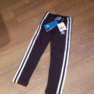 Adidas Girls Leggings size 5-6T / 2XS